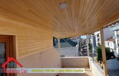 Çatı teras kapatma fiyatı